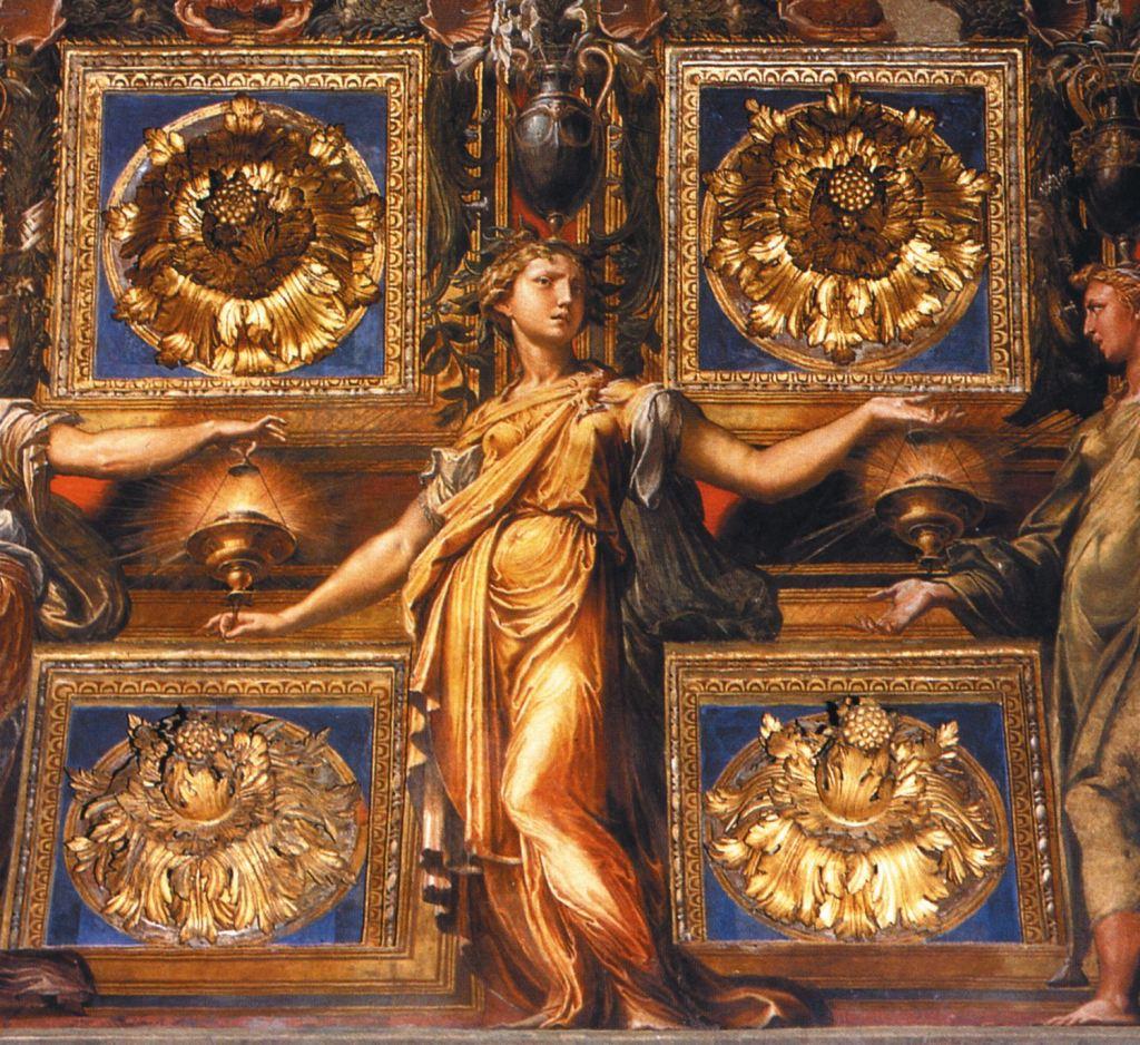 Santa Maria della Steccata, Parmigianino