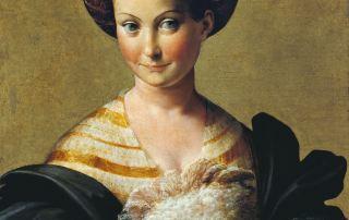 Parma, Galleria Nazionale - Schiava Turca, Parmigianino (Foto: Furoncoli)