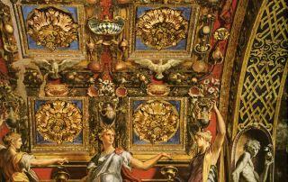 Chiesa della Steccata, Affreschi di Francesco Mazzola il Parmigianino