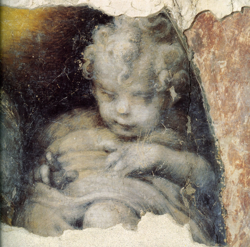 Palazzetto Sanvitale, Parmigianino