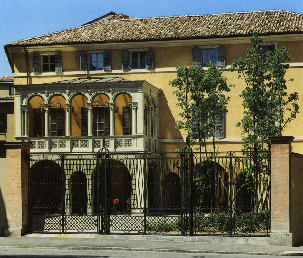Palazzo Bossi Bocchi, Fondazione CRP