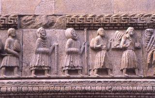Fidenza,Cattedrale, particolare (Foto: Mauro Davoli)