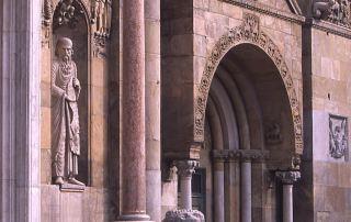 Duomo di Fidenza (Foto: Mauro Davoli)
