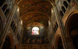 Parma, Duomo, interno