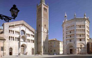 Parma, Piazza Duomo (Foto: Carra)