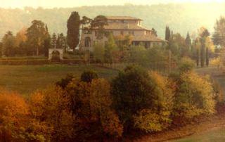 Talignano, Villa Lalatta