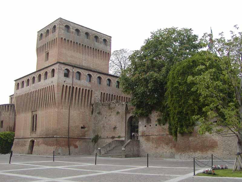 Noceto, la Rocca