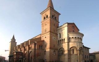 Fidenza, la Cattedrale
