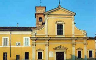 Fidenza, la Chiesa di San Pietro Apostolo