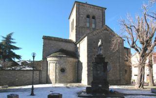 Berceto - Duomo esterno