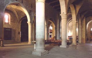 Berceto - Duomo interno