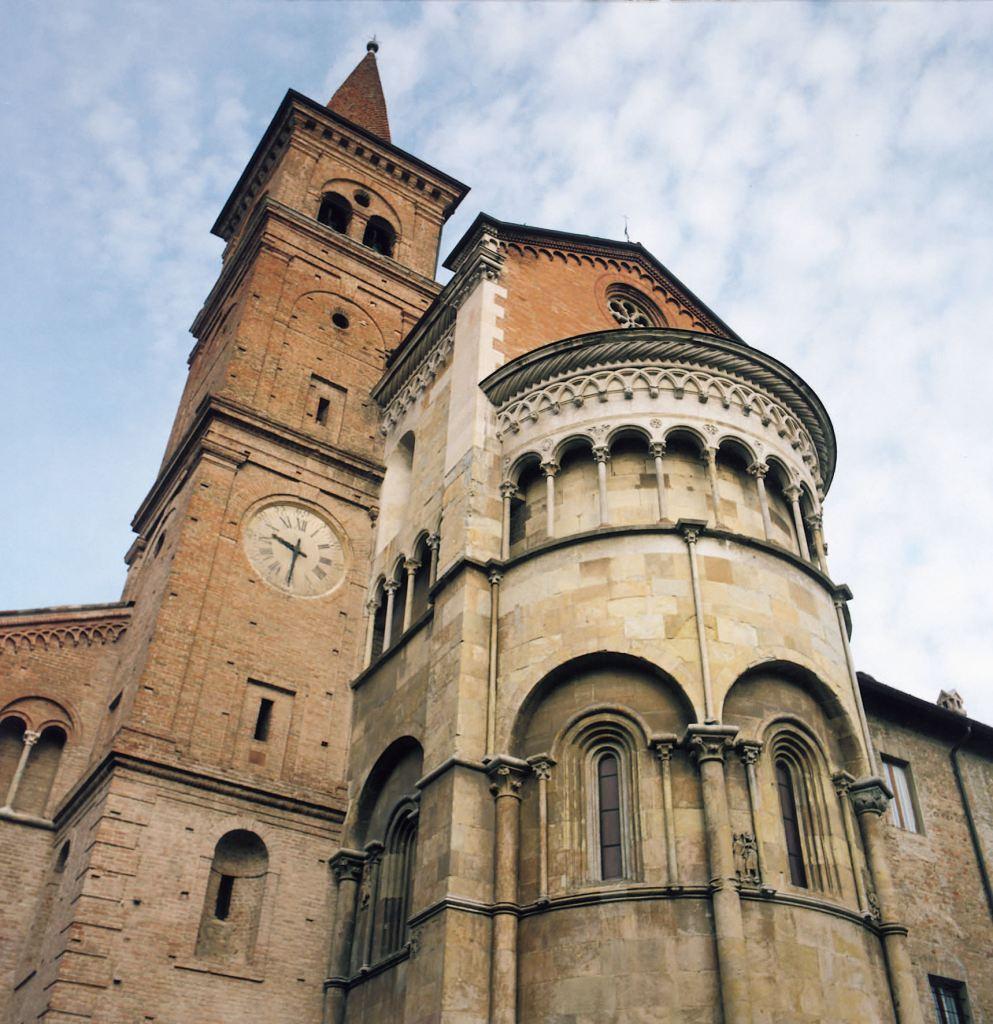 Duomo di Fidenza, abside
