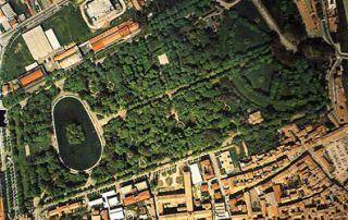 Parco Ducale - aerea