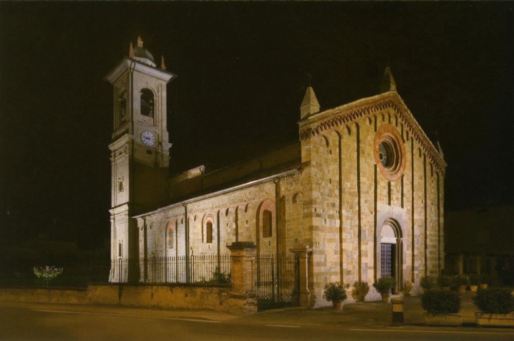 Vicofertile, Chiesa di San Geminiano (Foto: Davoli Archivio Parma Turismi)