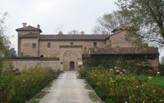 Polesine Parmense, L'Antica Corte Pallavicina