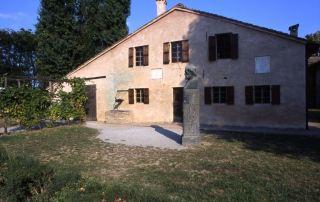 Roncole Verdi, La casa natale di Giuseppe Verdi