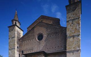 Duomo di Fidenza, pieve romanica