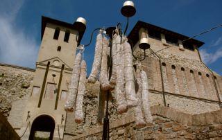 Museo del Salame a Felino (Foto: Gandolfi)
