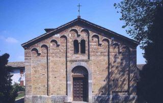 Talignano, la pieve romanica