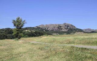 L'ambiente della Riserva Naturale del Prinzera