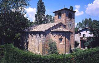 La pieve romanica di Talignano