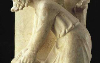 Benedetto Antelami, Novembre raccoglie le rape (Parma, Battistero)