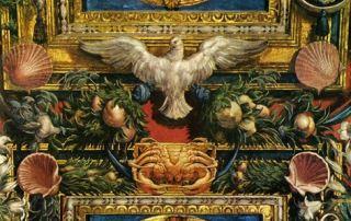 Francesco Mazzola il Parmigianino, affreschi (Parma, Chiesa della Steccata)