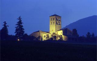 Badia Cavana, notturno