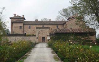 Polesine, Antica Corte Pallavicina