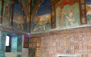 Castello di Torrechiara, Camera D'oro