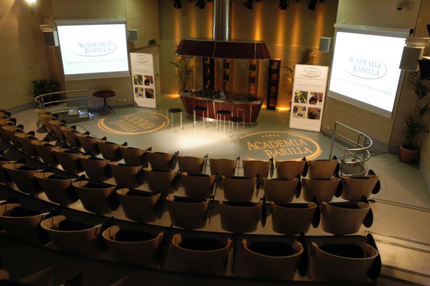 L'Auditorium di Academia Barilla