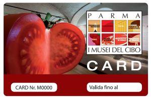 Musei Del Cibo Card